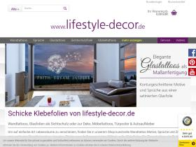 Lifestyle-decor.de Gutschein